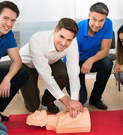 Emergency First Aid At Work Annual Refresher