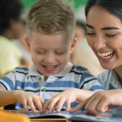 Literacy In The Early Years Foundation Stage