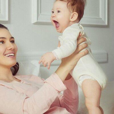 Φροντίδα για τα παιδιά στο σπίτι