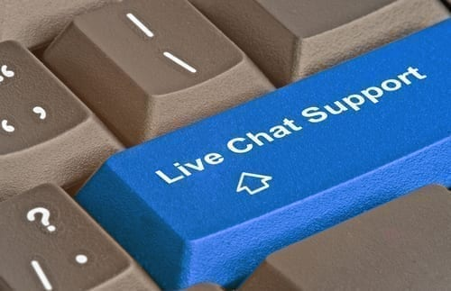 live chat support 2 1