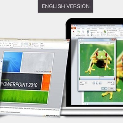 Microsoft Powerpoint 2010 - ינטעראַקטיווע טראַינינג פּראָגראַם (יקערדיק, ינטערמעדיאַטע & אַוואַנסירטע)