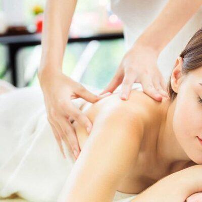 Massaggio riparatore